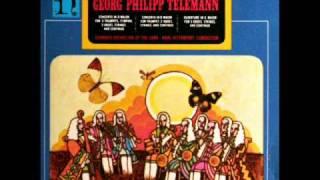 Telemann / Karl Ristenpart, Maurice Andre, 1962: Trumpet Concerto in D major - Allegro