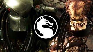 PREDATOR TRAILER - Mortal Kombat X DLC (Russian Ver)