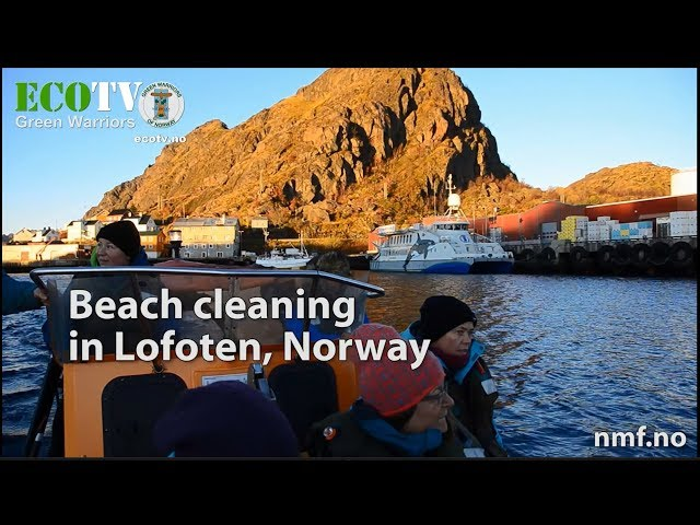 ECOTV 3 2017 Beach cleaning in Lofoten 4