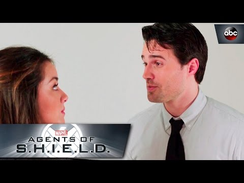 Chloe Bennet and Brett Dalton Screen Test  Marvel's Agents of S.H.I.E.L.D.