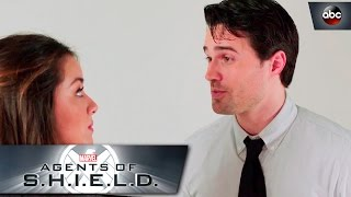 Chloe Bennet and Brett Dalton Screen Test - Marvel's Agents of S.H.I.E.L.D.
