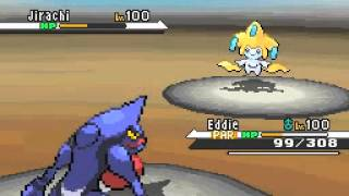Pokemon B/W OU Batalha 18/07