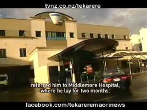 East Coast family are angry at the Gisborne hospital and health board for treatment of their father