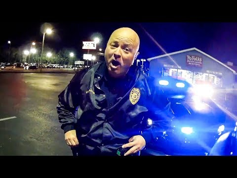 MAD COP | POLICE vs BIKERS | ANGRY & COOL COPS |  [Episode 57]