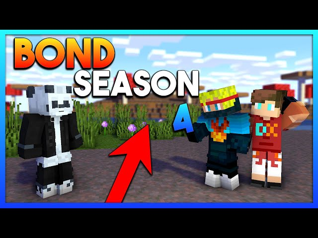 New Beginning With Friends | Bond S4 - Ep1