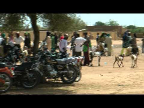 burkina Faso - Gorom Gorom market day