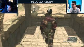Metal Gear Solid V: The Phantom Pain - Everyeye Live Streaming