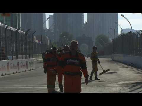Friday At The Honda Indy Toronto
