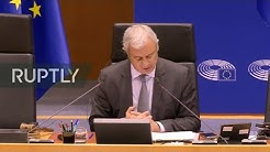 LIVE: European Parliament discusses Israeli annexation plans in the West Bank
