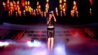 cher lloyd sings love the way you lie the x factor live semi final full version