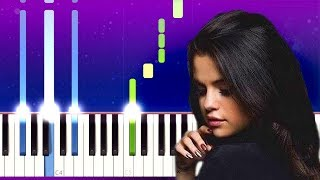 Selena Gomez - Lose You To Love Me (Piano Tutorial)