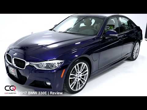 2017 BMW 330E Review | The SEXY Plug-in Luxury Sedan | Part 1/3