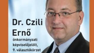 Dr Czili Ernő a Fidesz-KDNP ajkai képviselő jelöltje 9. vk. Thumbnail