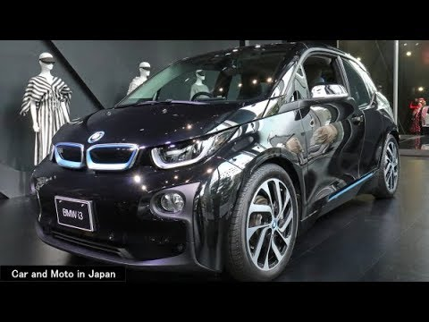 bmw i3 atelier range extender black youtube. Black Bedroom Furniture Sets. Home Design Ideas