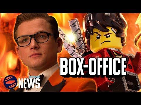 Kingsman 2 Is Golden, LEGO Breaks Apart - Dan