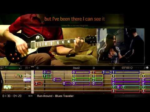 "BandFuse: Rock Legends - DLC - Guitar - Blues Traveler ""Run-Around"""