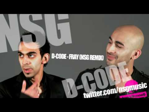Nerm & D-Code vs Orifice Vulgatron (Foreign Beggars) - Fray (NSG REMIX AUDIO)