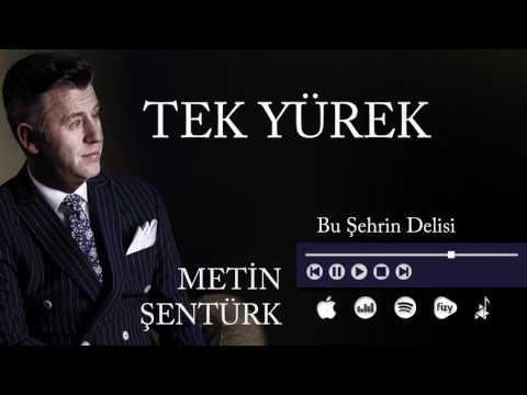 Metin Şentürk - Bu Şehrin Delisi (Official Audio)