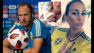 Breaking News -  Sweden captain Andreas Granqvist looking to top memorable week