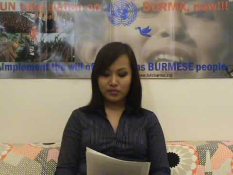 Burma Democratic Concern (BDC): Junta Crack Down On Rule of Law In Burma