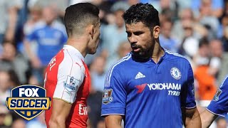Arsenal fans boycott coffee company because of Diego Costa