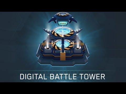 NEW BATTLE TOWER STADIUM | Beyblade Burst Evolution God APP Gameplay PART 49