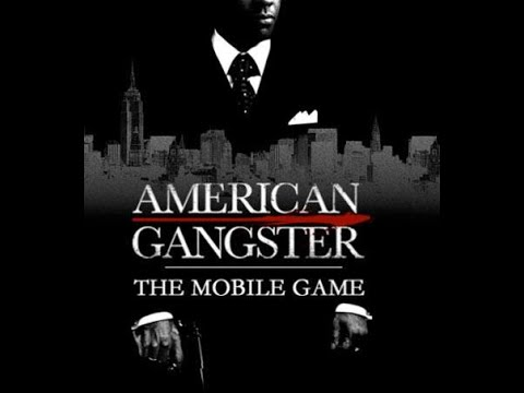 AMERICAN GANGSTER (The Mobile Game)!!!