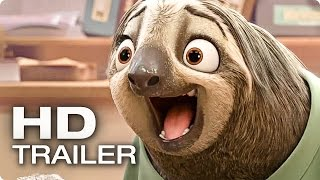 ZOOMANIA Trailer 2 German Deutsch (...