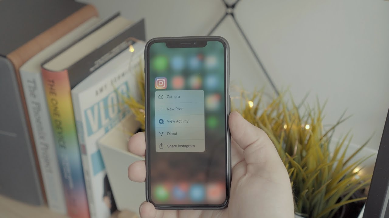 5 Useful 3d Touch Features For Iphone Youtube