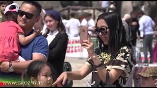 Грозный принял II-у Международный фестиваль туризма и активного отдыха «Шашлык-Машлык»