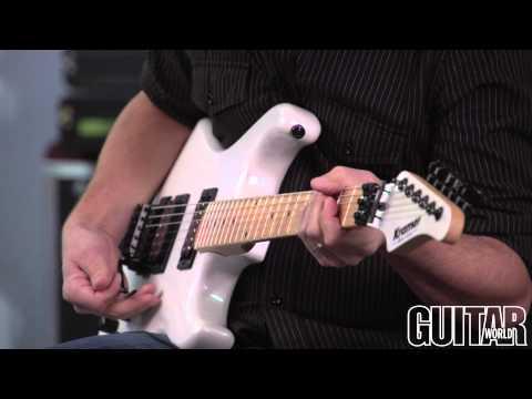 Kramer Guitars Assault Plus and Pacer Vintage