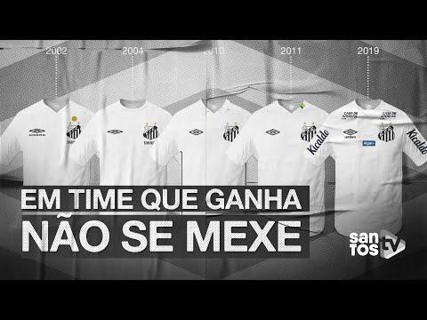 SANTOS FC E UMBRO: PARCERIA RENOVADA!