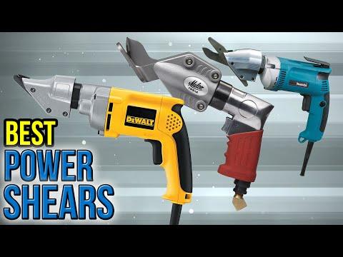6 Best Power Shears 2017