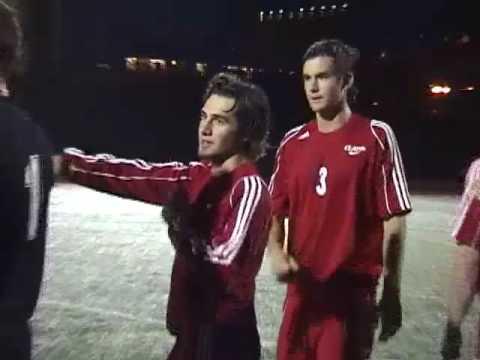 SFU Clan vs. UBC Thunderbirds - Men's Soccer - YouTube