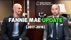 Fannie Mae 2017 UPDATE - The Latest on Underwriting Guidelines