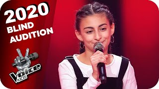 Alice Merton - No Roots (Sila)   The Voice Kids 2020   Blind Auditions   SAT.1