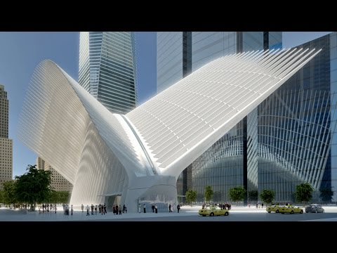 The Port Authority's $4 billion Oculus is finally here