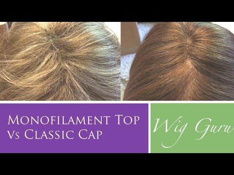 Monofilament Top vs Classic Cap Wig