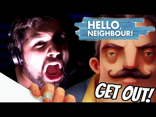 HELLO NEIGHBOR SONG - Get Out