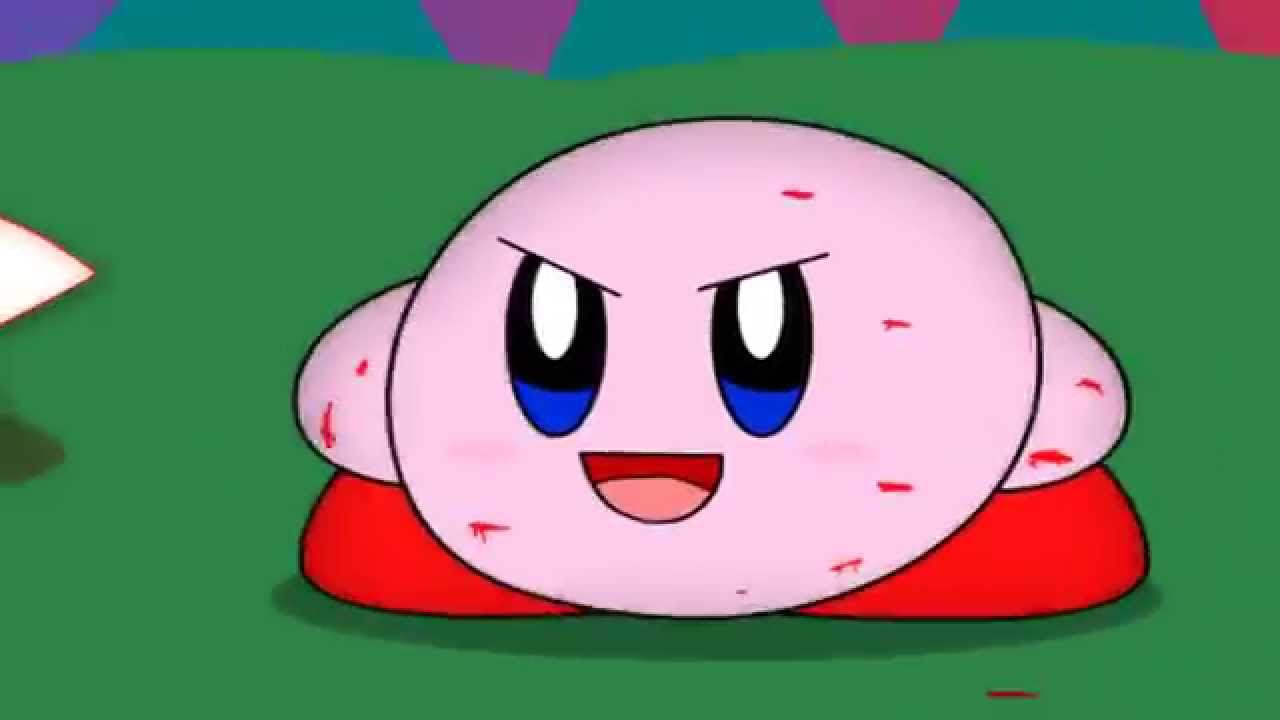 evil kirby ball | me and Myself | Flickr