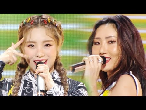 MAMAMOO - gogobebeㅣ마마무 - 고고베베[Show! Music Core Ep 626]