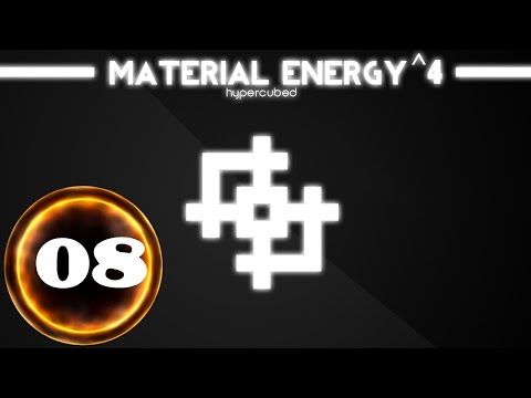 Material Energy^4: E08 - Miners Delight or Poor Mans Ores