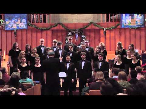 Columbia Choirs YuleFest 12-16-2011