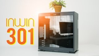 Pure Class. The InWin 301 mATX Case!