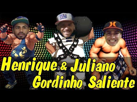 Henrique e Juliano - Gordinho Saliente - Coreografia Equipe Marreta
