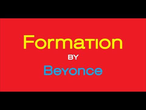 Formation - Beyonce (Karaoke Version) (Piano Karaoke)