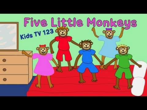 five-little-monkeys-kidstv123