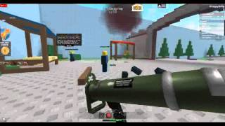 ROBLOX battle [SUIT UP] 2013