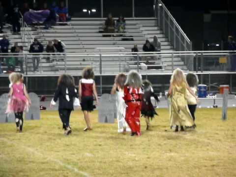 Robert Stuart Middle School Dance Team - Thriller