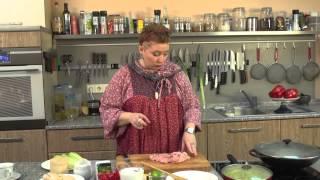 Честный повар. Курица на соли и курица с зеленой пастой кари. Выпуск 1.